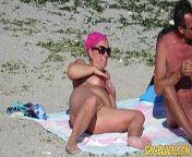 Voyeur Amateur Nude Beach MILFs Hidden Cam Close Up from sreya jayadeep nude