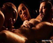 Most amazing close up threesome sex video from xxx image malaika aroda star plus iseta xxx com