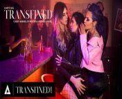 ADULT TIME Transfixed: Joanna Angel Spitroasted at the Bar from ts tabanga