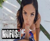 MOFOS - Bubble butt amateur Alina Belle sucks POV from lovelynicocoa