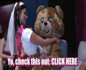 DANCING BEAR - Wild CFNM Orgy Compilation #1 from dancing bear swallow