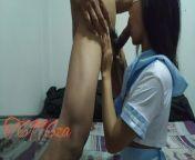 Thaiชุดนักเรียนญี่ปุ่นเย็ดแตกใน from zeedthx